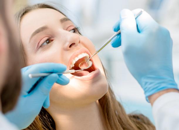 Dental Check Ups - Patrick McAnerney